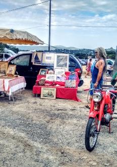 Jas Des Roberts Grimaud AmyinProvence antiques fair